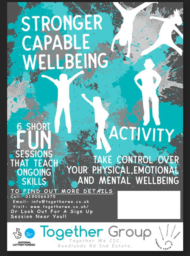 young persons wellbeing